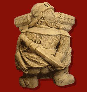 Le #Soldat (Une #figurine qui va vous faire sourire ! ;) #création #AmazingPerigord #sculpture #art #artisanat #dordogne #france)