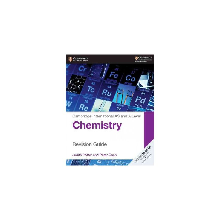 Cambridge International As and a Level Chemistry Revision Guide (Paperback) (Judith Potter)