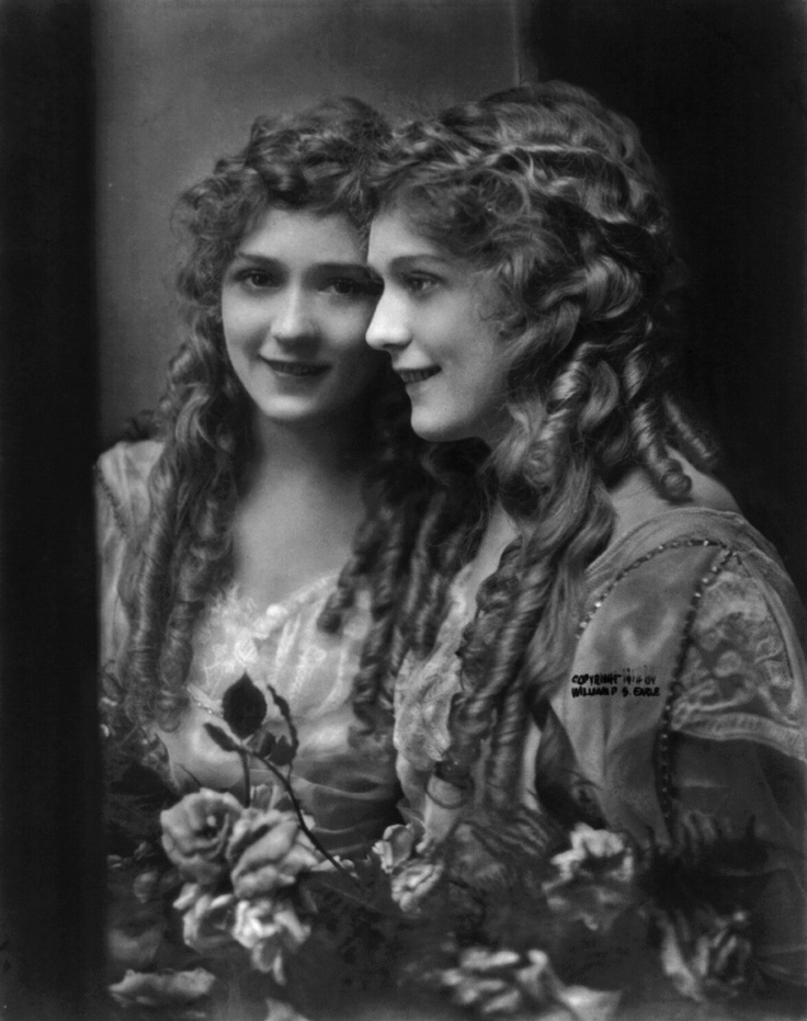 353 Best Images About Mary Pickford And Lillian Gish On