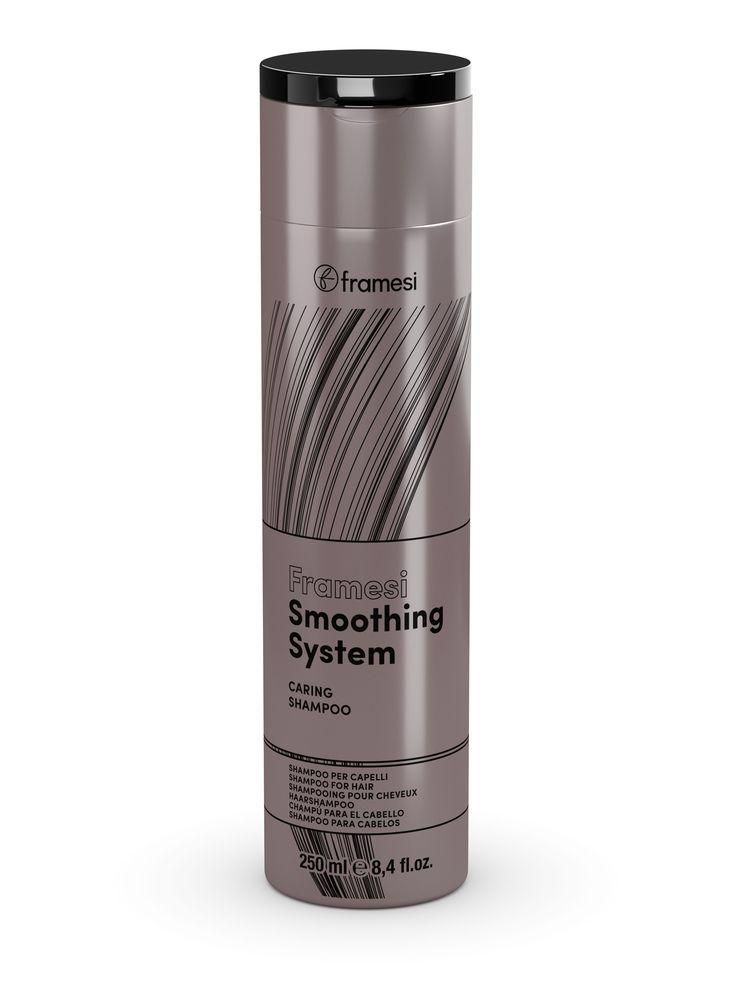 Framesi Smoothing System Caring Shampoo 250ml.