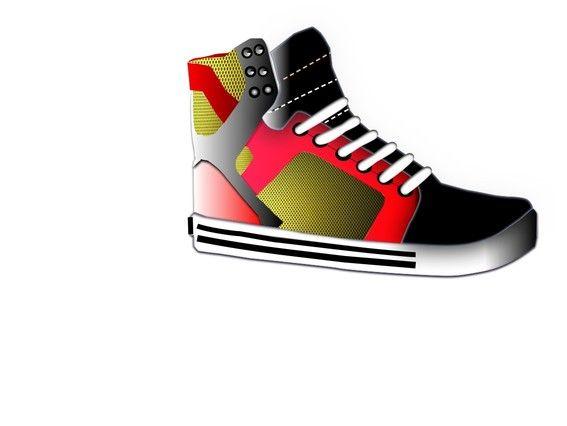 Sneaker new start