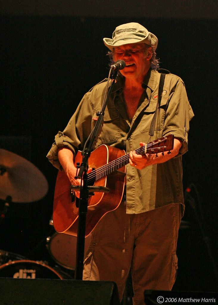 Neil Young | par Matthew Harris