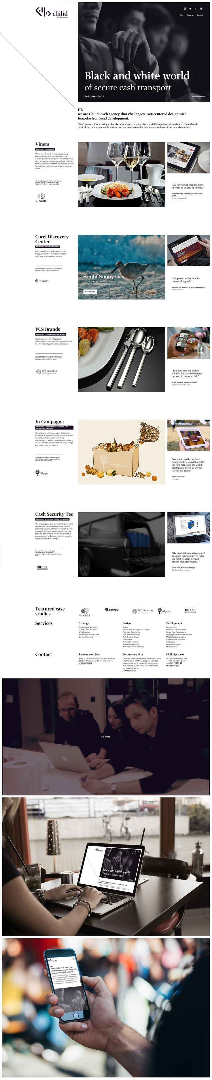 Chilid Agency- RESPONSIVE WEBSITE by chilidagency.com. Next iteration of www.chilidagency.com! Read about our projects, team and process. Check out our Clients and their recommendations. Scope of work: #graphicdesign, #Interface, #Wireframes, #HTML5, #CSS3, #jQuery,  #grunt, #bower, #requirejs, #Wordpress, #Video.