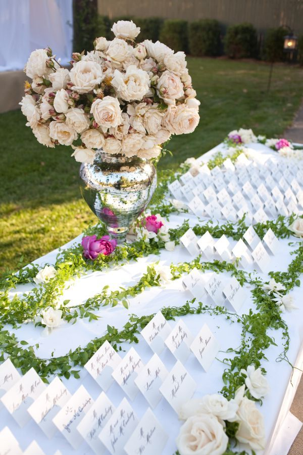 place card table 263 best Escort Card