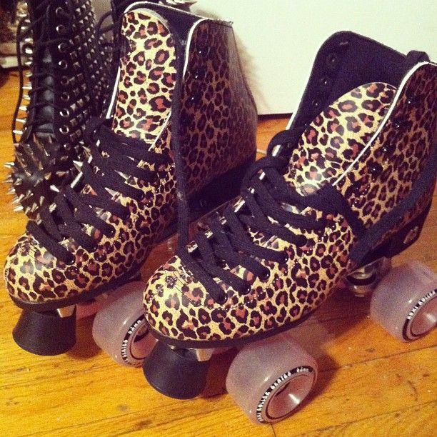 Uma palavra para esse patins: preciso!