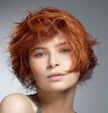 Afbeeldingsresultaat voor haarkleur koperbruin met highlights