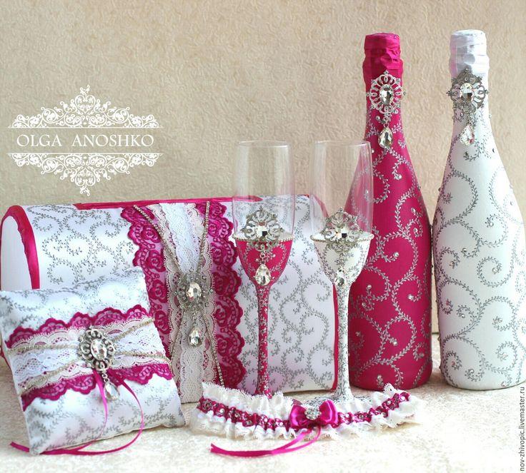 """Купить Свадебный набор """"Royal Wedding"""". - свадебные аксессуары, свадебный набор, свадебный комплект"""