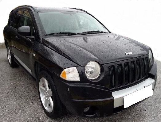 2010 Jeep Compass 2.4 Limited automatic 4×4