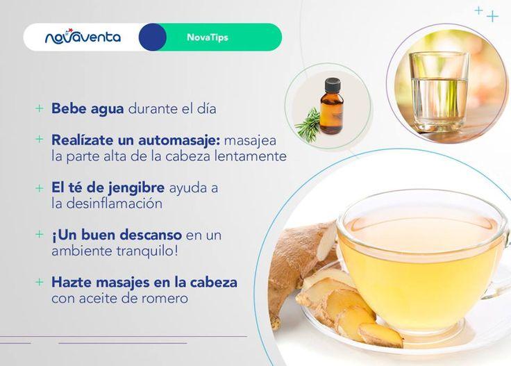 ¿Sufres de dolores de cabeza? Evita sus molestos síntomas con estos remedios que puedes realizar en casa y qué seguro te ayudarán.