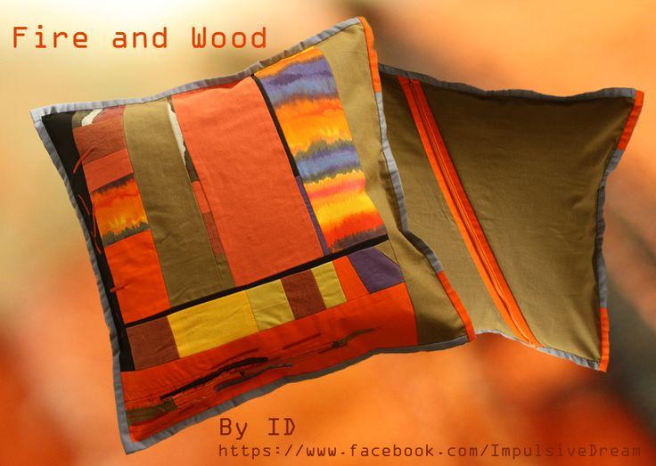 Fire and wood https://www.facebook.com/ImpulsiveDream