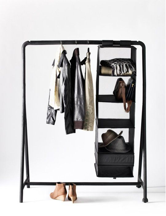 Top Ten: The Best Freestanding Wardrobes and Clothing Racks — Apartment Therapy's Annual Guide 2014   Apartment Therapy
