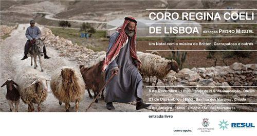 Coro Regina Coeli, Portugal