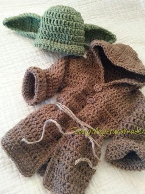 1000+ images about Star Wars Crochet & crafts on Pinterest ...