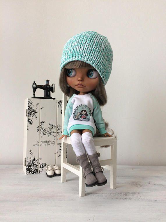 Sada oblečení pro Blythe, umělecké panenky, oblečení pro Blythe, Blythe, Blythe panenka, dekor panenku, panenka pro dívky, domácí panenky, oblečení pro panenku