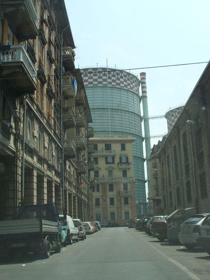 Genova-Cornigliano-DSCF7809 - Cornigliano (quartiere di Genova) – Wikimedia Commons
