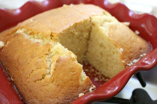Strawberry Sheet Shortcake recipe