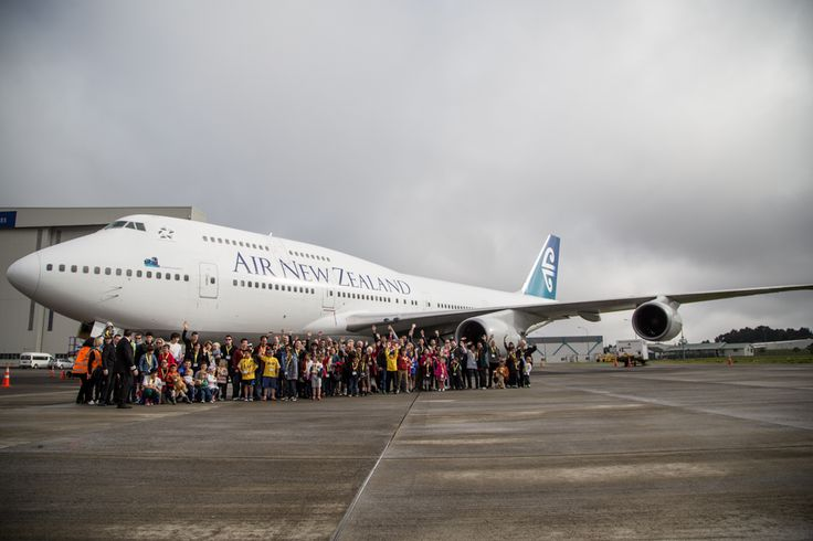 Farewell to our last Boeing 747-400