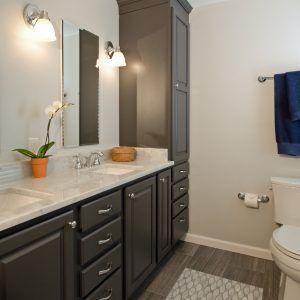 Most Popular Bathroom Vanity Color