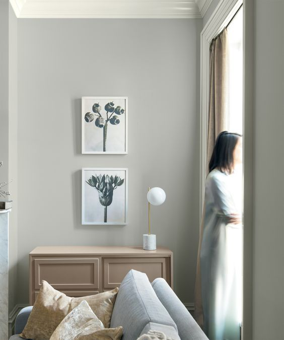 2019 Benjamin Moore Color Of The Year Metropolitan Best Interior Paint Colors