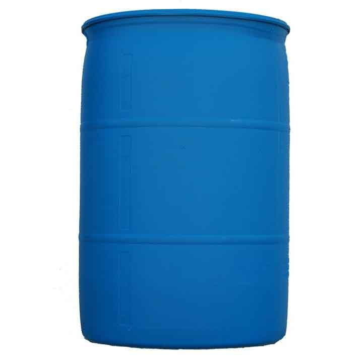 55 Gallon Blue Poly Drum D004 55 Gallon Drums Gallon