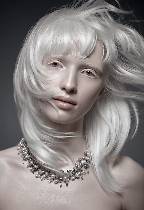 Albino People Tumblr Awesome Beauty Of White