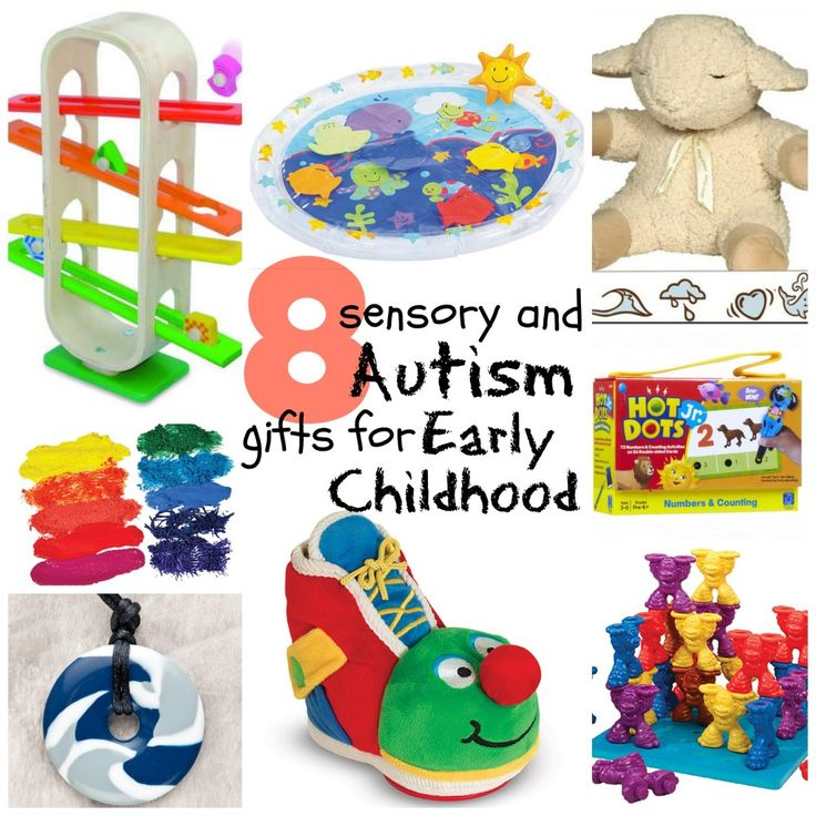 Toys For Autism Sensory Friendly : Gifts for children with autism and sensory processing
