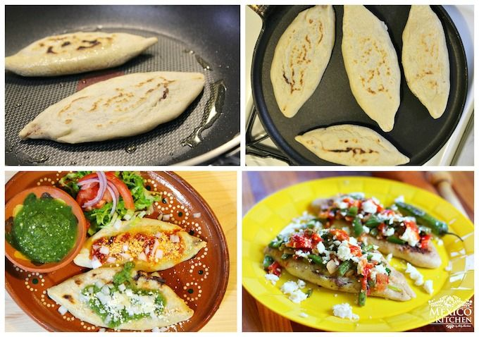 Tlacoyos how to make a mexican street food