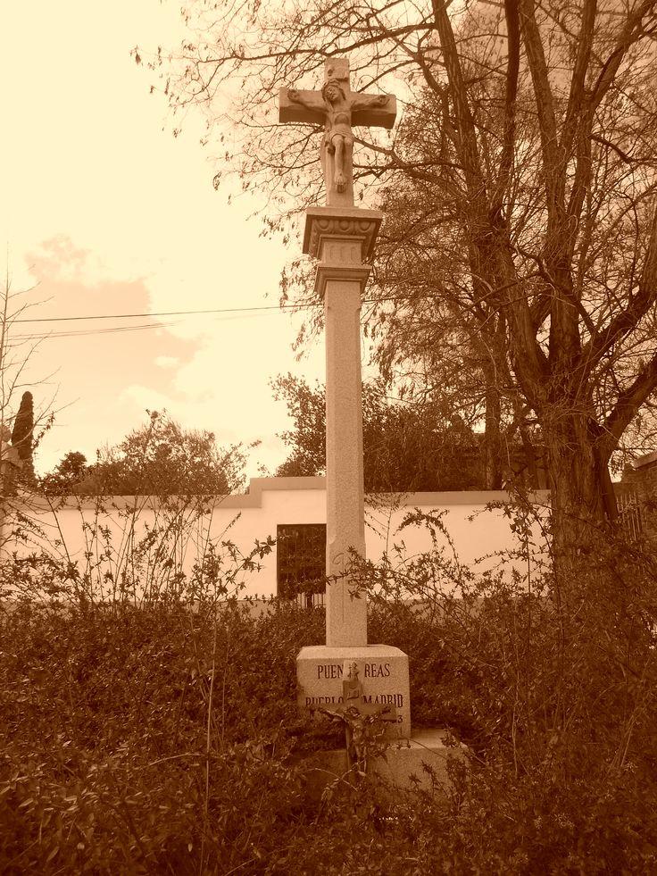 Crucero de la Ermita del Santo