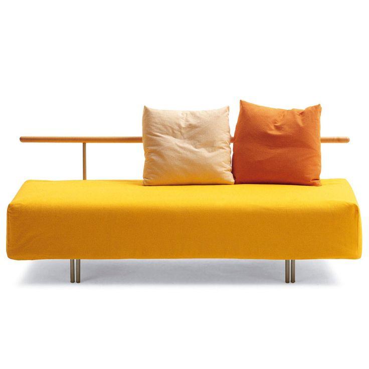 17 migliori idee su divani letto su pinterest divani - Divani letto piccoli spazi ...