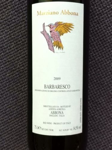 Really good change from Tuscan great wine