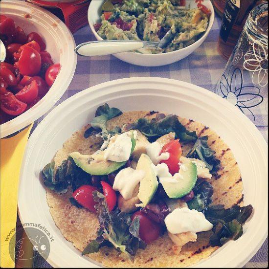 Cena estiva messicana