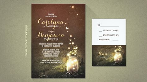 read more – GARDEN LIGHTS AND FIREFLIES MASON JAR WEDDING INVITES | Wedding and Party Invitations