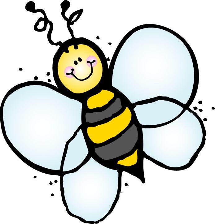 Clipart bees free venoprepo top