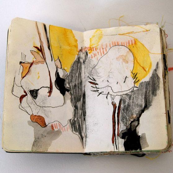 Yellow Bird, Yellow Beard: Featured Artist{s}::: Eiji Watanabe and Alison Worman