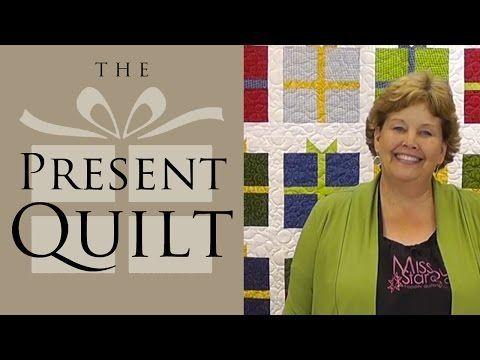 Tutorial023 - Present Quilt