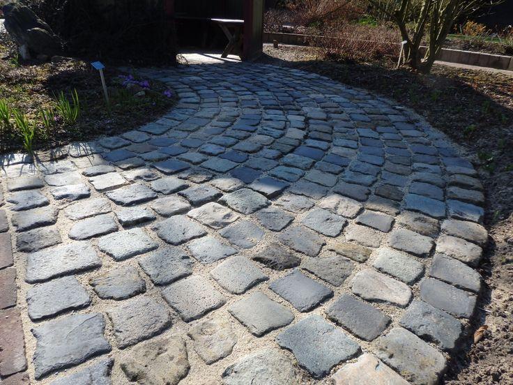 Stenen voor pad