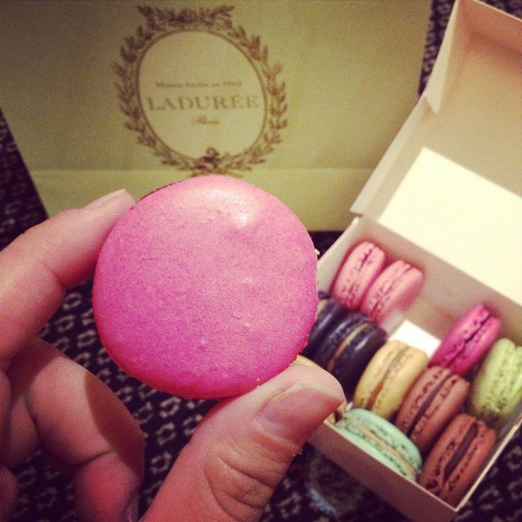 Weekend a Parigi: un hotel a 5 stelle e i macarons di Ladurée