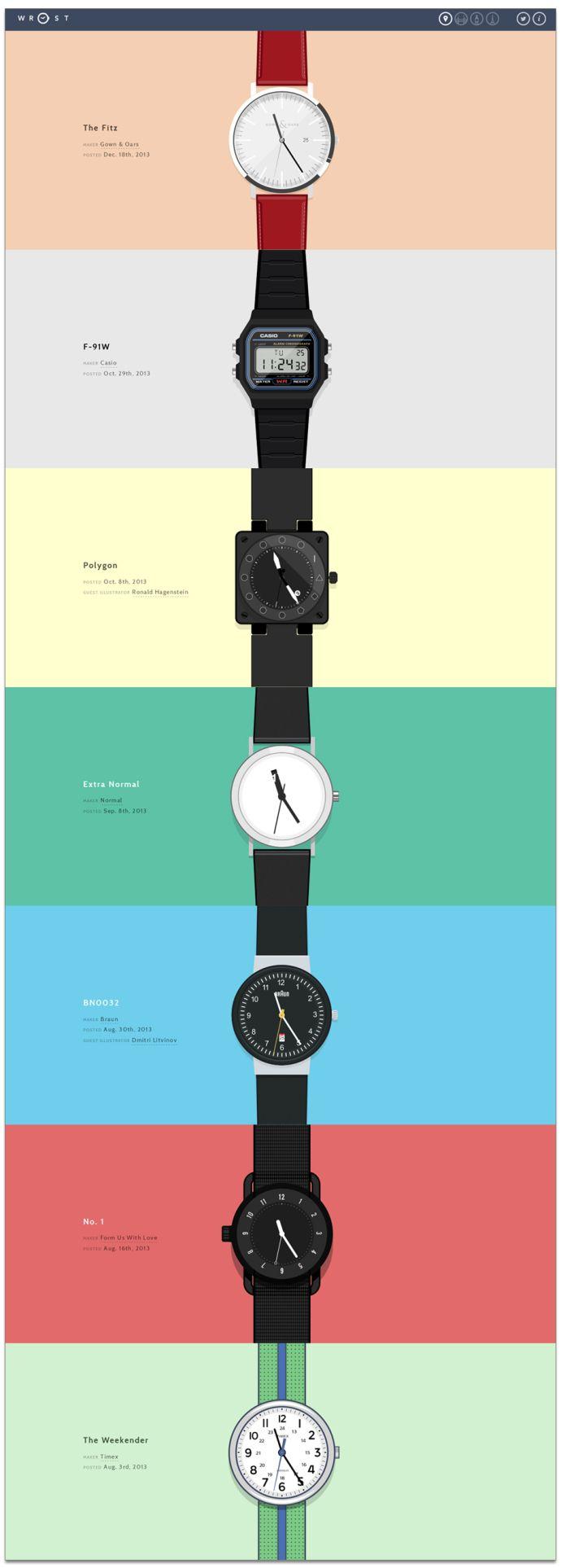 單色背景 產品為主 網頁設計 | MyDesy 淘靈感