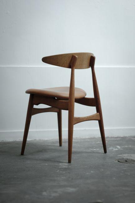 Hans J. Wegner : Chair CH33