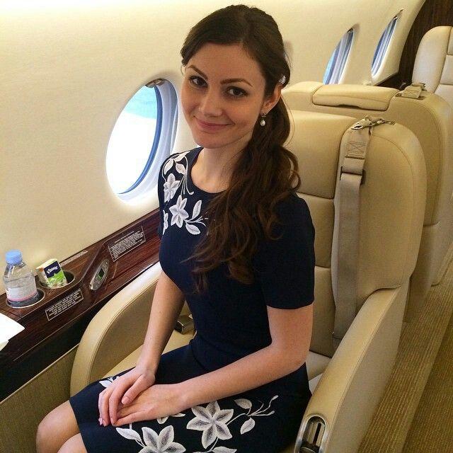private on jet stewardesses sexy