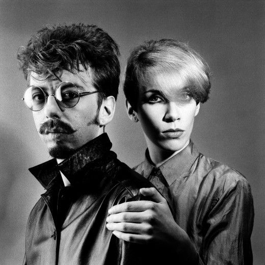 Eurytmics by Gered Mankowitz