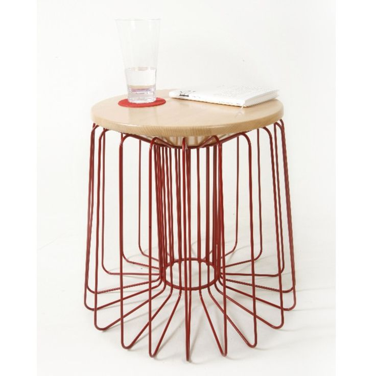 17 best stool wire images on pinterest benches furniture and wire stool side table keyboard keysfo Choice Image