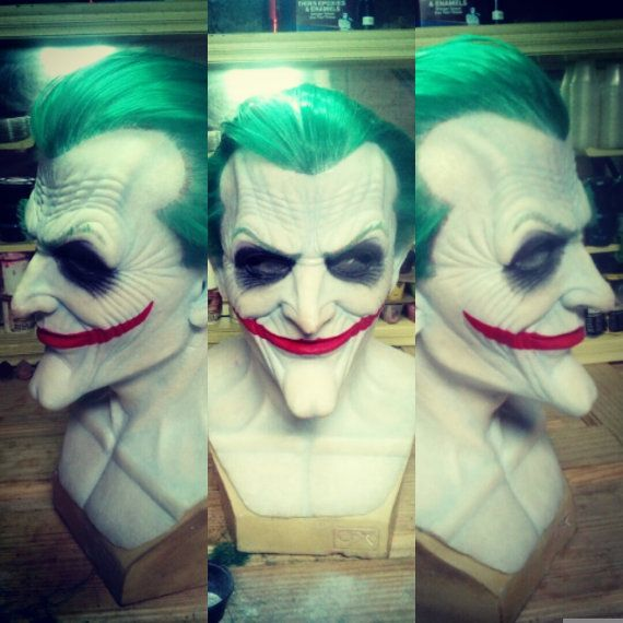 Joker Mask variation of the Madman by Slabworx (out of stock) 6-8 week turn around