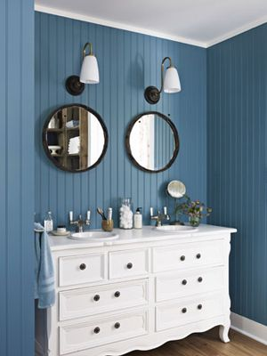 117 best images about classic decorating ideas on pinterest for Country living bathroom designs