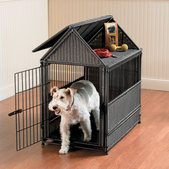 Dog Crates That Look Like Furniture WoodWorking Projects
