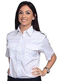 New APX Aero Phoenix - Lady Elite Pilot Uniform Shirt Women's Short Sleeve online. Find the perfect NYDJ Tops-Tees from top store. Sku STJM52480MBMP33617