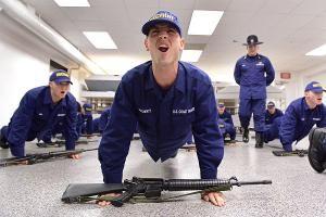Coast Guard Fitness Requirements