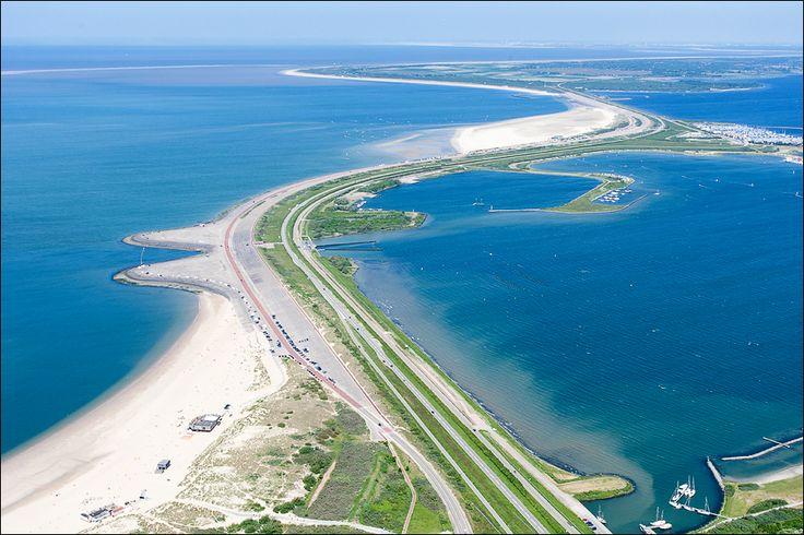 Brouwersdam, Zeeland, The Netherlands