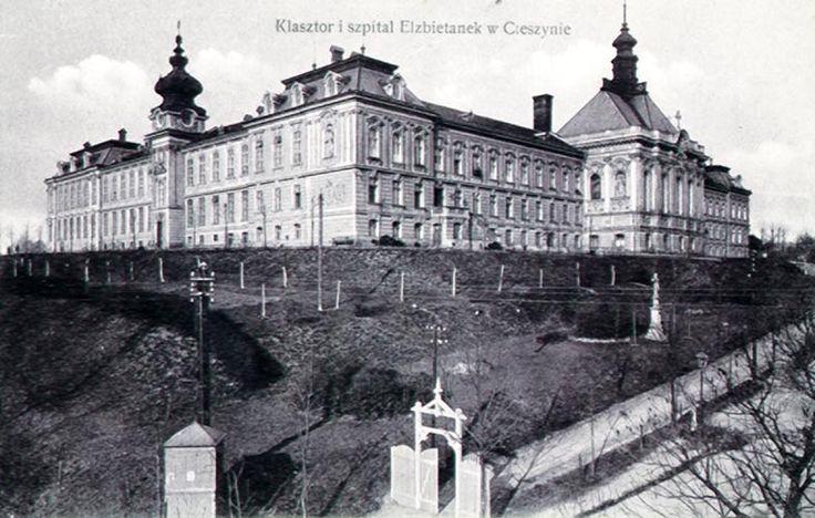 Klasztor i kościół sióstr elżbietanek - Cieszyn.pl - serwis informacyjny