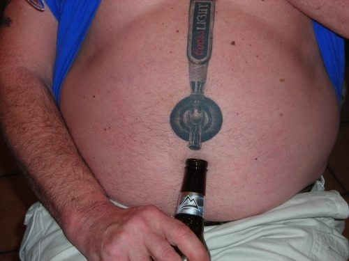 16. Coors Light | 29 Truly Terrible Tattoos
